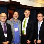 Jim Firman, Paul Nathanson, Ben Nathanson, Russell Hirschhorn