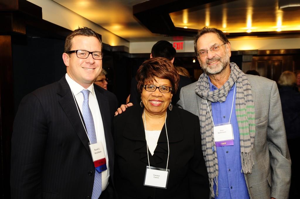 Russell Hirschhorn, Carolyn Colvin, Paul Nathanson