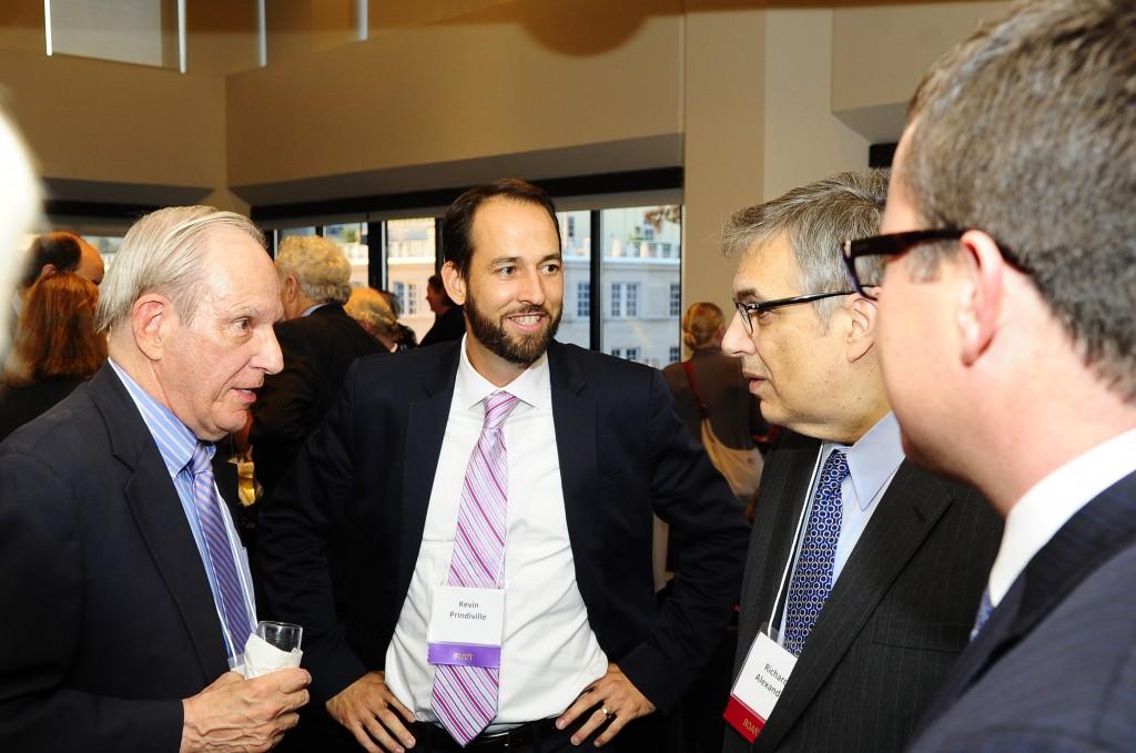 Robert Johnson, Kevin Prindiville, Richard Alexander